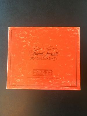 Trivial Pursuit Board Game - Card Decks for Sale in Arlington, VA