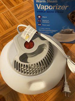 Warm steam vaporizer  Thumbnail