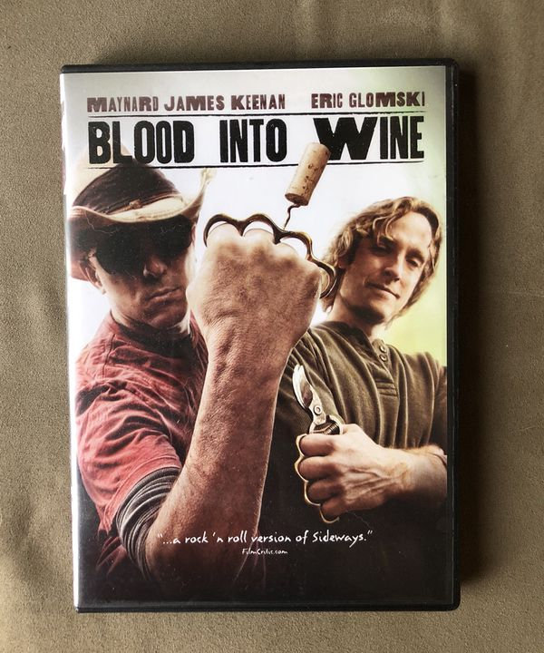 $5 Blood into Wine DVD: Maynard James Keenan for Sale in Pittsburgh, PA -  OfferUp