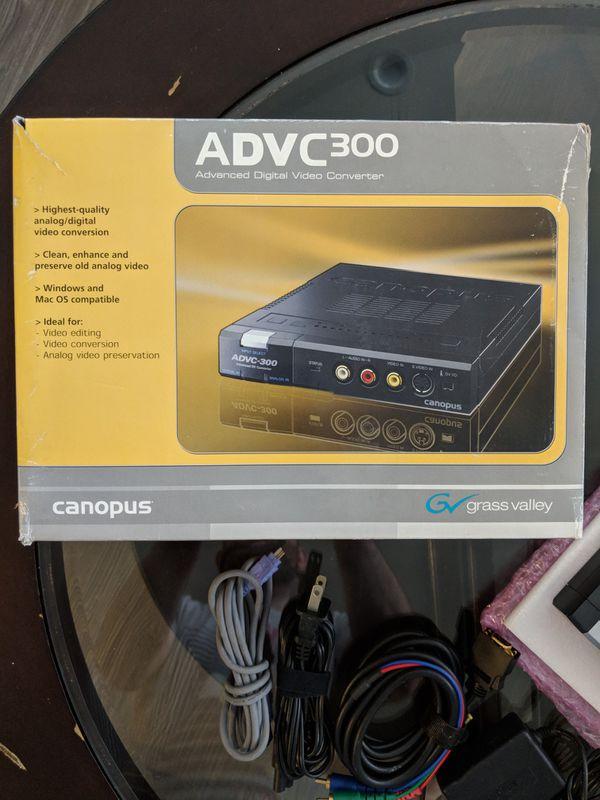 Analog To Digital Video Converter For Mac