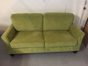 Green Accent Sofa for Sale in Rockville, MD