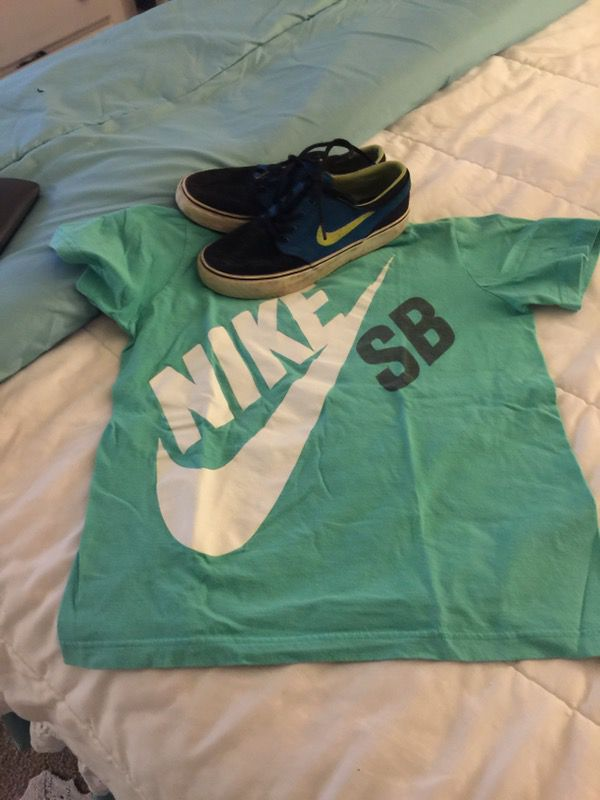 Nike for boys size medium
