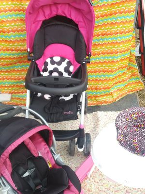 Baby Stroller, Carseat, and Walker... for Sale in Burkeville, VA