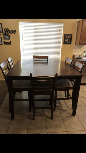 Awesome New And Used Dining Table For Sale In Chandler Az Offerup Download Free Architecture Designs Scobabritishbridgeorg
