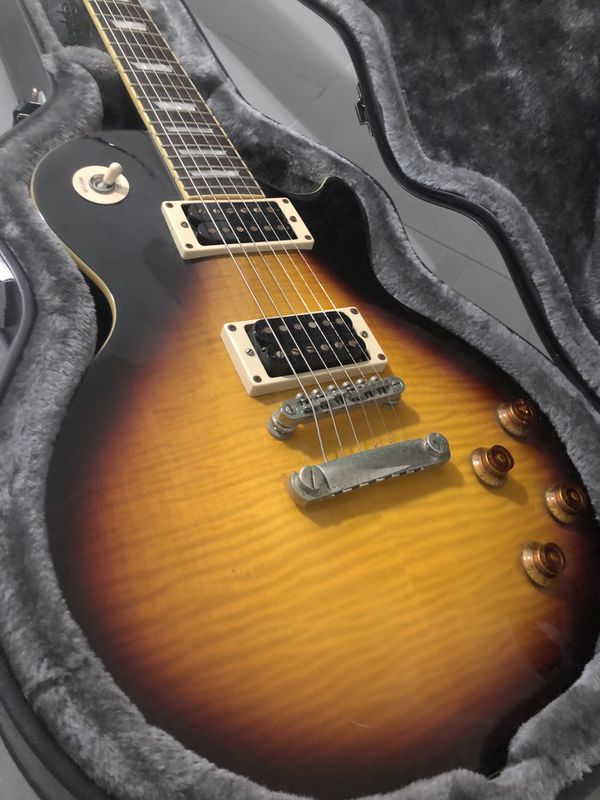 epiphone les paul 1960 tribute plus