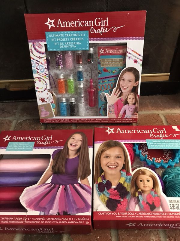 American Girl Craft Sets For Sale In Puyallup Wa Offerup