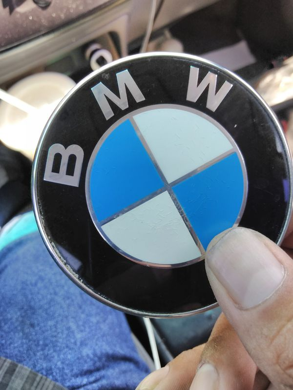 Bmw Front Emblem For Sale In Rialto Ca Offerup
