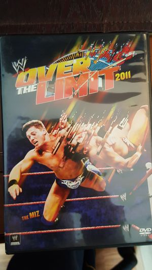 WWE Over the Limit 2011 for Sale in Falls Church, VA