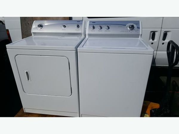 Kenmore 800 Series Washer And Dryer Set For Sale In