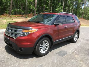 2014 Ford Explorer leather moonroof for Sale in Apex, NC
