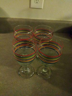 Wine glasses for Sale in Apex, NC