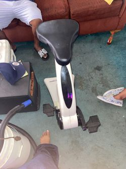 Smooth fitness machine Thumbnail