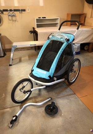 Croozer Bike Trailer (1 kid) for Sale in Chapel Hill, NC