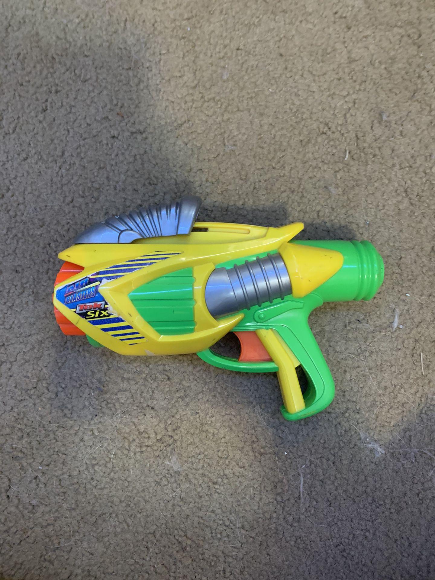 Air blasters—tek six