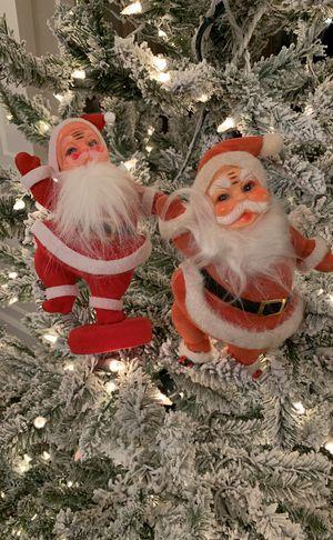 Vintage Santa's for Sale in Highland Park, IL