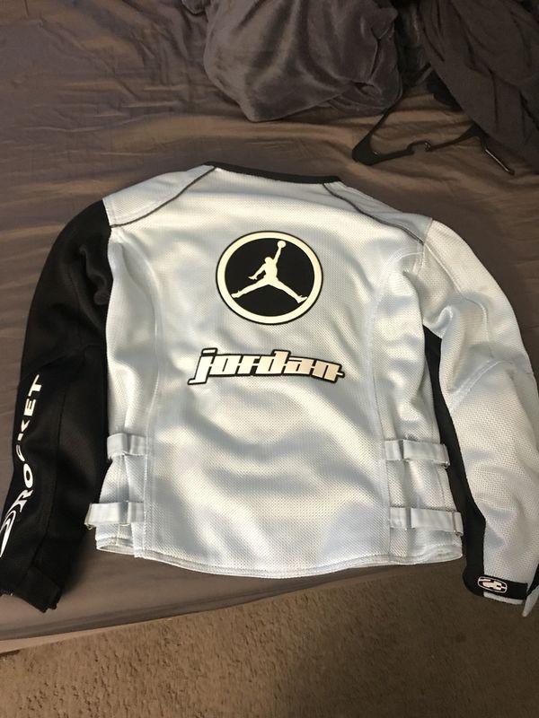 quality design 81fb2 24c3b Jordan Joe rocket ladies motorcycle jacket