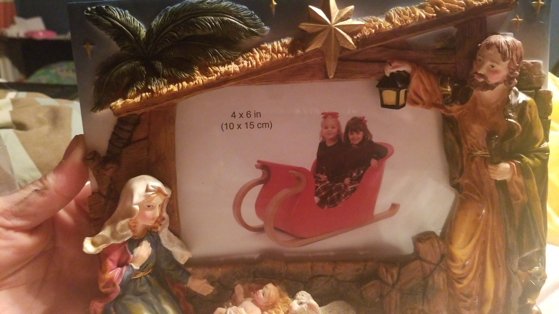 Holiday Picture Frame