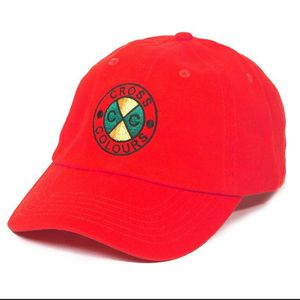 Red Cross Colours Dad Hat for Sale in Carson, CA