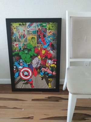 heroes frame for Sale in Orlando, FL