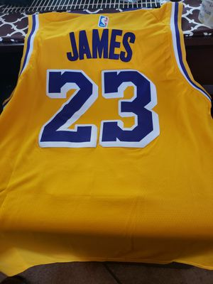 san francisco d9703 17968 New and Used Lakers jersey for Sale in Redlands, CA - OfferUp