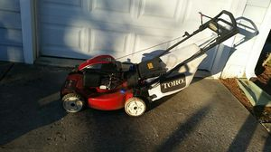 Toro bagger with mulcher self-propelled for Sale in Germantown, MD