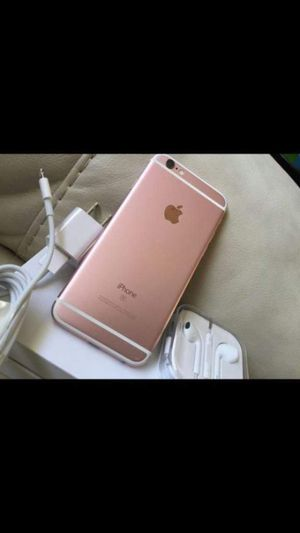 iPhone 6S,,Factory Unlocked Excellent Condition,(As Like Almost New) for Sale in Fort Belvoir, VA
