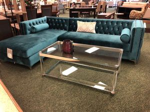Sectional sofa with storage. Special offer for Sale in Orlando, FL
