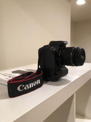 Rebel T3I DSLR Camera for Sale in Washington, DC
