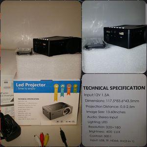 Mini projector for Sale in Alexandria, VA
