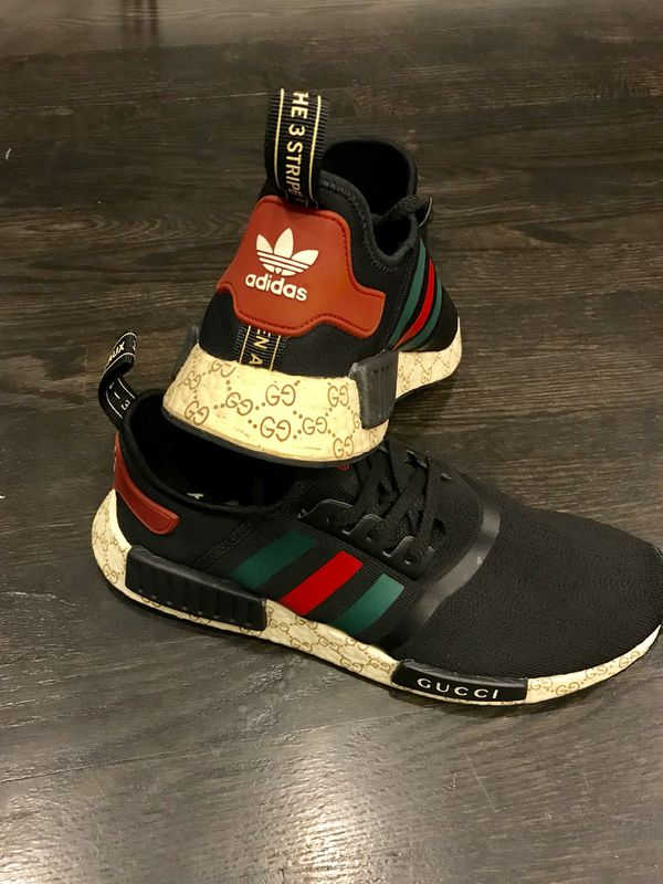 026f4b4229401 Gucci NMD Adidas for Sale in Chicago