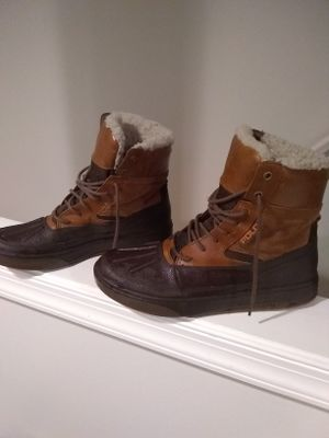 Polo suede leather boots mens for Sale in Washington, DC
