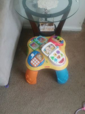 Table toy for kids for Sale in Hyattsville, MD