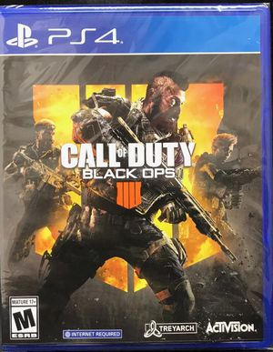 Black ops 4 for Sale in Annandale, VA