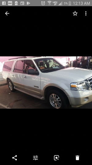 Ford Expedition El King Ranch For Sale In Houston Tx