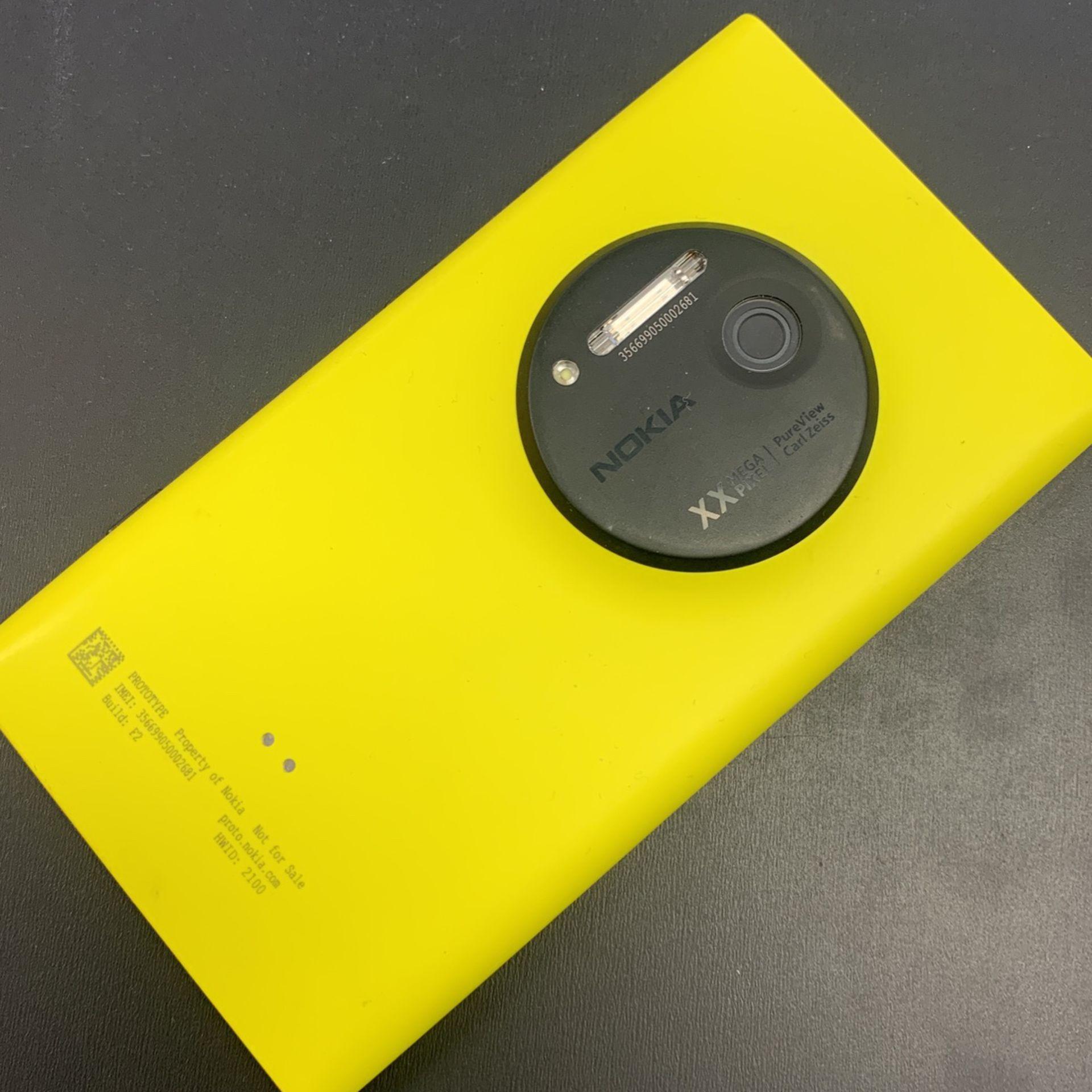 Nokia Prototype Cell Phone