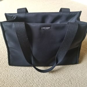 Photo Kate Spade black baby diaper bag - brand new without tags