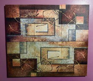 Modern Contemporary Abstract Art-Art Deco for Sale in Chula Vista, CA