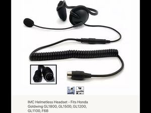 Helmet headset for Honda Goldwing $80.00 for Sale in Silver Spring, MD