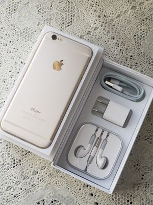 iPhone 6 16GB, Factory Unlocked for Sale in Annandale, VA