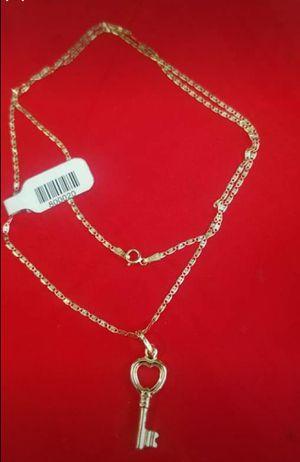 Italian women's 14k gold chain (Oro de 14k Italiano) for Sale in Manassas Park, VA