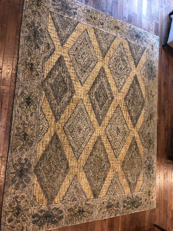"""Artisan de Luxe area rug 7'6"""" x 9'6"""