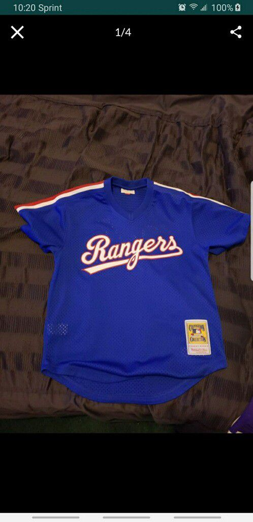 023e5228efa New and Used Baseball jersey for Sale in Fort Worth, TX - OfferUp