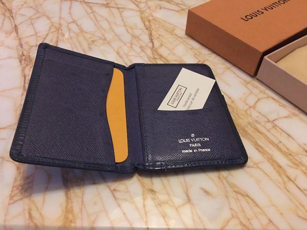 7ecffbda70de 100% Authentic Louis vuitton Epi mens wallet for Sale in San Antonio ...
