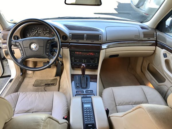 1996 bmw 750il for sale in daly city ca offerup. Black Bedroom Furniture Sets. Home Design Ideas