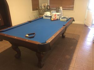 Brunswick Pool Table For Sale In Metairie LA OfferUp - Brunswick glenwood pool table