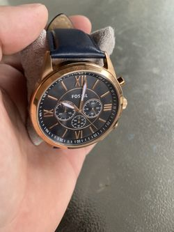 Fossil watch Thumbnail