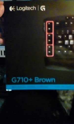 LOGITECH G710+BROWN/LOGITECH 710+BLUE for Sale in New York, NY