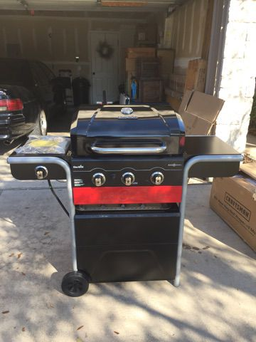 Char Broil Gas2coal Hybrid Grill New