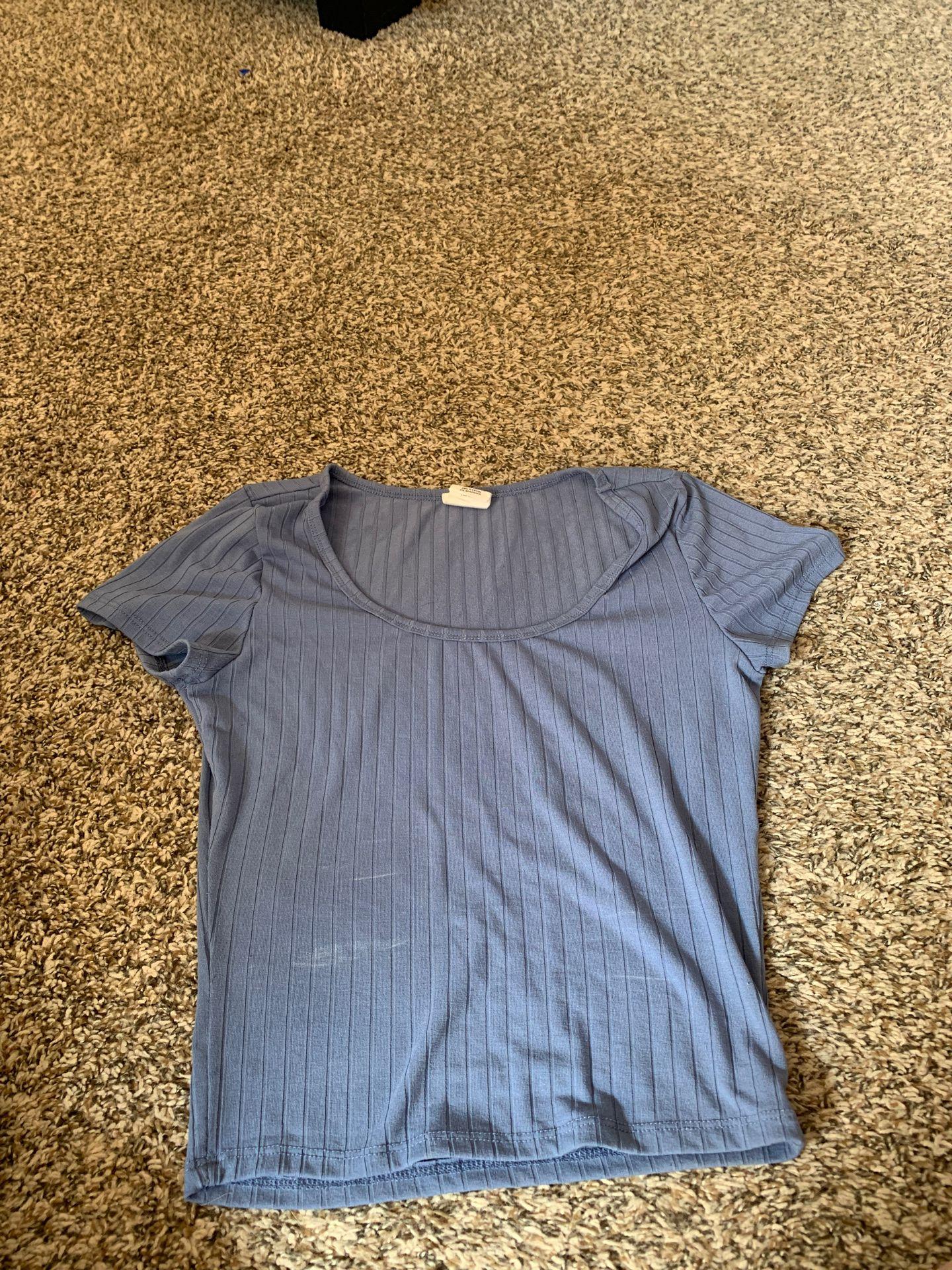blue tillys shirt