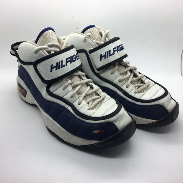 e28ab4839777 Rare Tommy Hilfiger M71060 Basketball Shoes Mens 10 For In